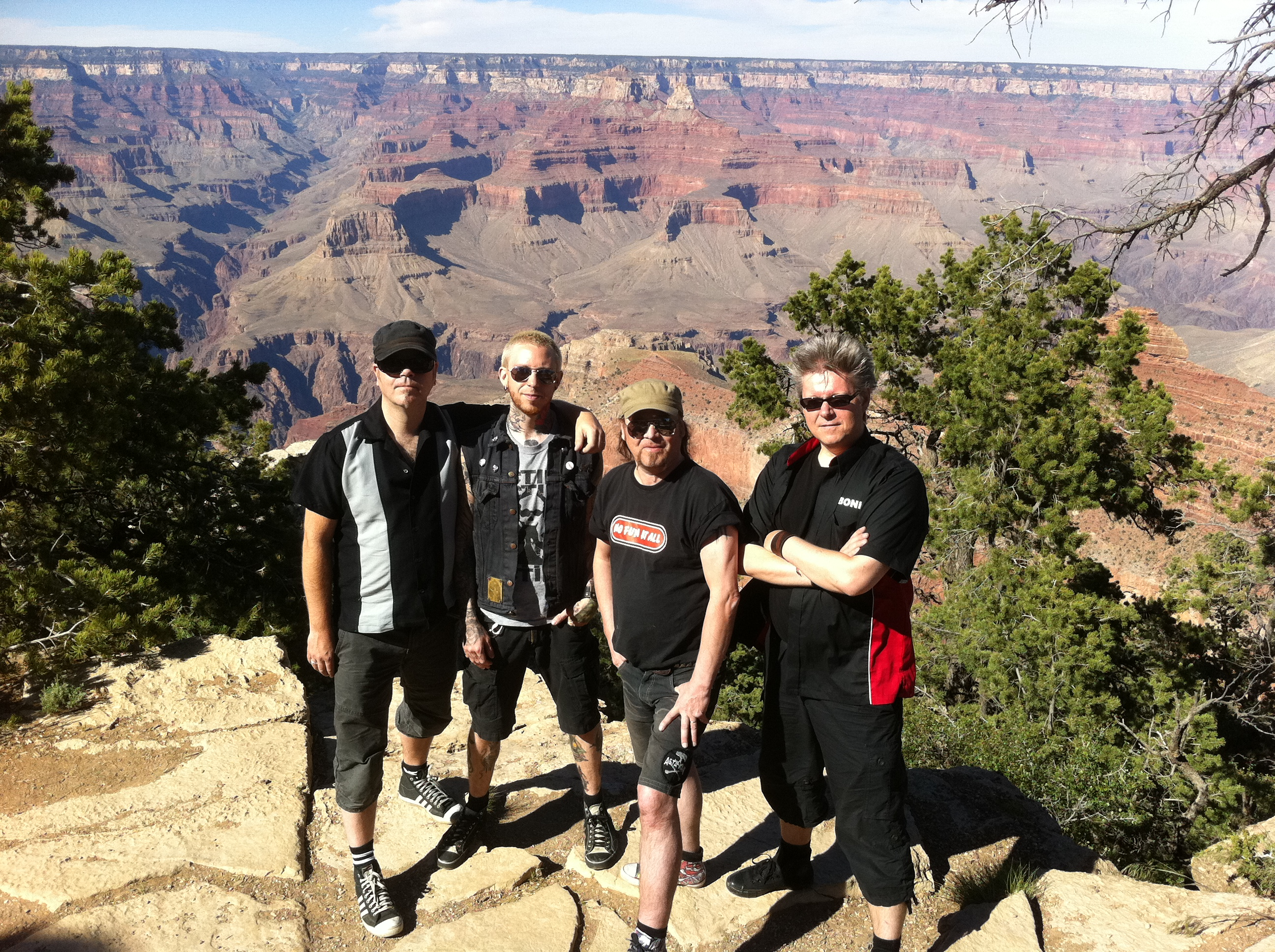 Asta i Grand Canyon